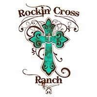 Rockin Cross Ranch Logo