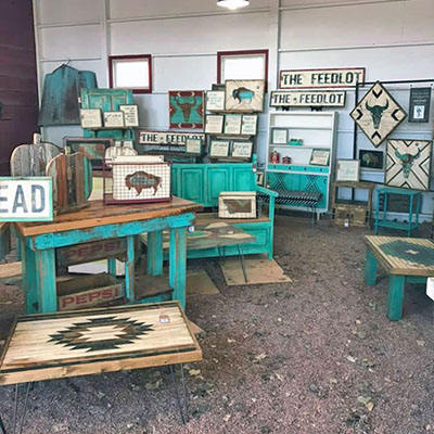 Montana Custom Wood Furniture Tables Wall Art